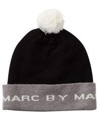 Marc By Marc Jacobs Logo Ski Hat - Lyst