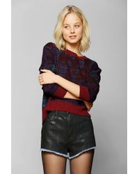 Urban Outfitters Ecote Mystic Lady Cropped Sweater - Lyst