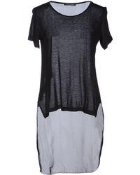 Daniele Alessandrini Short Sleeve T-Shirt - Lyst