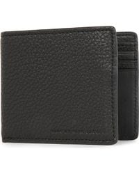 Marc Jacobs Classic Leather Martin Wallet - Lyst