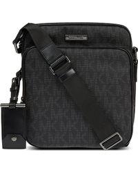 Michael Kors Signature Flight Bag - Black