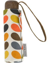 Orla Kiely   Multi Stem Print Folding Umbrella in Gift Box   Lyst