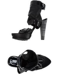 Ksubi Platform Sandals - Lyst