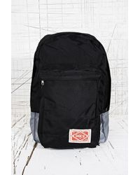 Obey - Commuter Backpack in Black and Grey - Lyst
