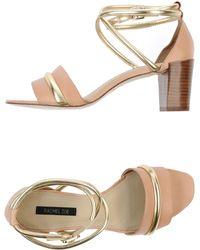 Rachel Zoe High-Heeled Sandals - Lyst