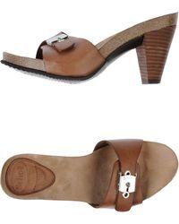 Scholl  Sandals - Brown