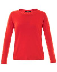Weekend by Maxmara Barbara Sweater - Lyst