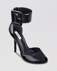 Guess Peep Toe Sandals Remonia - Lyst