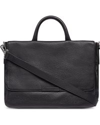 Marc By Marc Jacobs - Robbie Leather Messenger Bag - For Men - Lyst