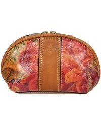 Patricia Nash - Sevilla Leather Floral Clutch - Lyst