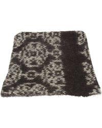 Dries Van Noten Tinpot Knit Hat - Black