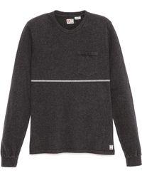 M.Nii Phillips Stripe Long Sleeve Tshirt - Lyst