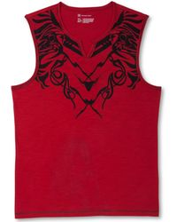 Inc International Concepts Graphic Tank - Lyst