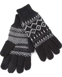 Forever 21 - Fair Isle Gloves - Lyst