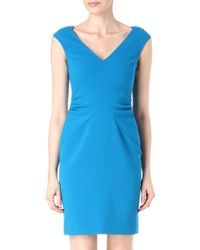 Emilio Pucci  Cap Sleeve Dress - Lyst
