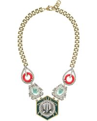 J.Crew Lulu Frost For Harvest Moon Necklace - Lyst