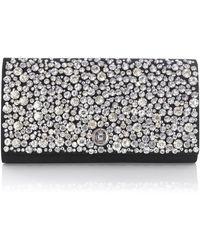 Karen Millen Encrusted Jewel Collection Clutch Bag - Lyst