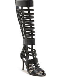 MICHAEL Michael Kors Gladiator Boot - Lyst