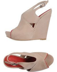 CoSTUME NATIONAL - Wedge - Lyst