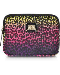 Juicy Couture - Ombre Leopard Print Ipad Mini Zip Around Case - Lyst