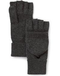 Bloomingdale's - Poptop Gloves - Lyst
