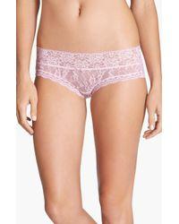 DKNY 'Signature Lace' Bikini - Lyst