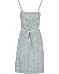 Swildens Short Dress - Lyst