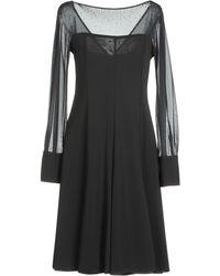 Gio Guerreri 34 Length Dress - Black