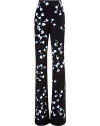 Giulietta Dandelion Print Pant - Black