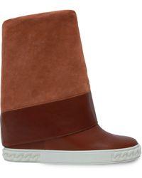 Casadei Sneaker - Lyst