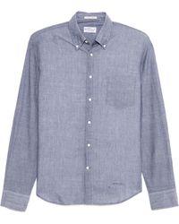 Gant Rugger Selvage Madras Sport Shirt - Lyst