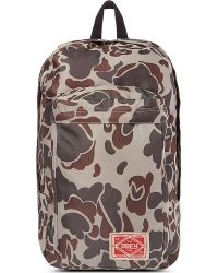 Obey - Camoflage Commuter Backpack - Lyst
