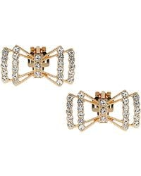 TOPSHOP - Bow Shoe Clips - Lyst