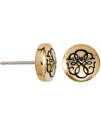 ALEX AND ANI - Path Of Life Sacred Studs Post Earrings - Lyst