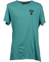Balmain Short Sleeve Tshirt - Lyst