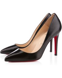 Christian Louboutin Pigalle Kid - Lyst
