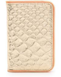Deux Lux Bellini Passport Case - Metallic