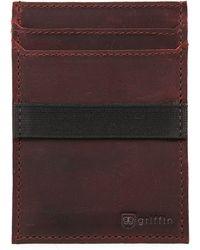 Griffin - Volstead Card Holder - Lyst