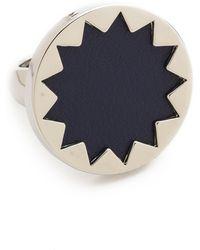 House of Harlow 1960 - Mini Sunburst Ring - Lyst