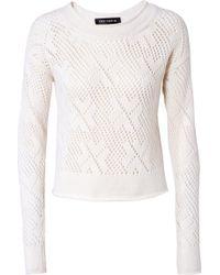 Iris Von Arnim Sweater Vicky - Lyst