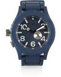 Nixon - The Rubber 5130 Watch - Lyst
