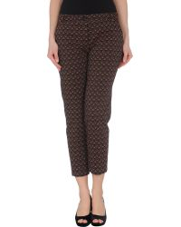 Teresa Dainelli 3/4-Length Trousers - Lyst