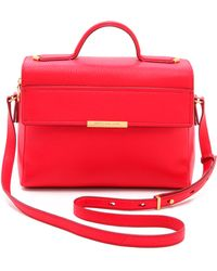 Marc By Marc Jacobs Hail To The Queen Diana Satchel - Lyst