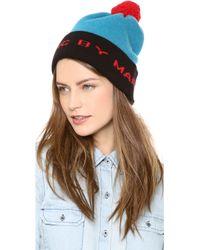 Marc By Marc Jacobs - Logo Ski Hat - Lyst