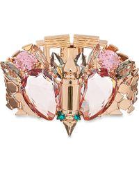 Mawi Dynasty Bracelet - Metallic
