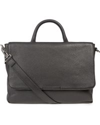 Marc By Marc Jacobs - Robbie G Grained Leather Messenger Bag - Lyst