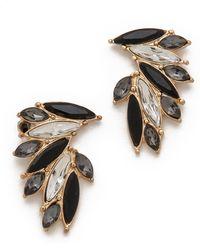 Adia Kibur - Cascading Earrings - Black Multi - Lyst