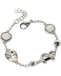 Just Cavalli Treasure Stainless Steel Womens Bracelet