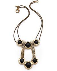 Pamela Love Comet Necklace - Metallic