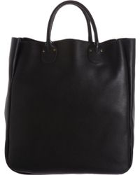 Barneys New York Classic North South Tote - Lyst